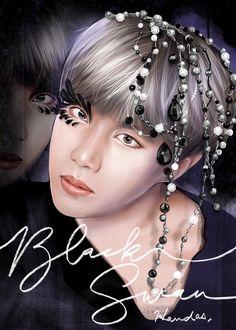 Art by Handas Hoseok Bts, Bts Bangtan Boy, Seokjin, Jhope Bts, Yoonmin, Estilo Bad Boy, J Hope Dance, Foto Jimin, Fan Art