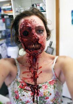 Halloween Makeup: Best Halloween Makeup Ideas