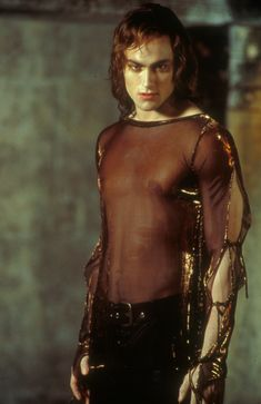 I have a major thing for him as Lestat in this movie - Stuart Townsend in Queen of the Damned - Google Search