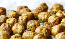 Yummy Recipes, Keto, Albondigas, Home Food, Baked Potato, Sprouts, Potatoes, Buffet, Snacks