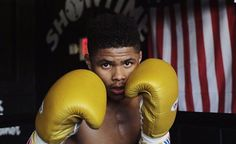 The young phenom may be America's best chance at gold in men's boxing at this year's Olympics.