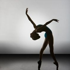 Definitely not a dancer, but after watching other dancers throughout the years, I totally appreciate the technical skills and beauty of ballet...