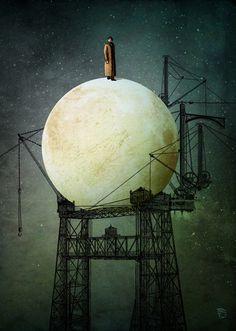 ARCHITECT OF THE MOON --- Christian Schloe…