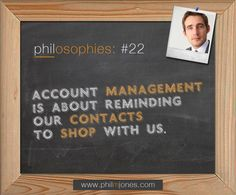 Visit http://philmjones.com for more #sales tips and advice.