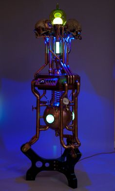Dimensional Analysis Engine 02 by AEvilMike on deviantART