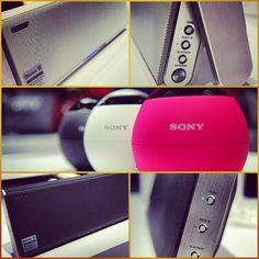 Brand new Sony speakers