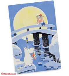 Muumi+Midwinter+30x20+leikkuulauta+|+Karkkainen.com+verkkokauppa Tove Jansson, Moomin, My Love, Historia