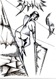 Marian Lupu LUPINO #ink Thats Not My, Ink, India Ink