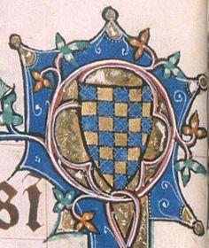 The Gorleston Psalter Date 1310-1324 Add MS 49622 Folio 68v