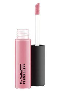 "MAC ""Ample Pink"" lipgloss, also lipstick"