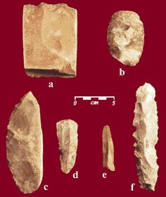 Athena Review, 3,2: Peopling of the Americas: The Gault Site, Texas,   and Clovis Research
