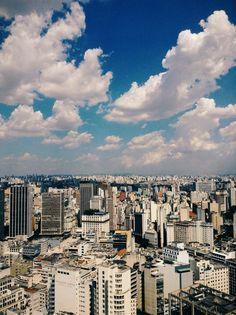 São Paulo in Brazil / photo by void
