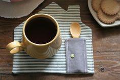 POLLAZ: tovagliette da tea