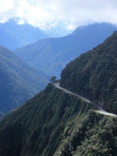 Photos of Bolivia: La Paz, Yungas (Death) Road, and Copacabana www.travelganas.com