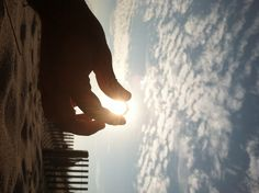 Sunset picture in rhode island with my promise ring #yoursandwaiting