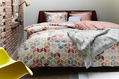 Auping Rhumba powder duvet cover Autumn 2014