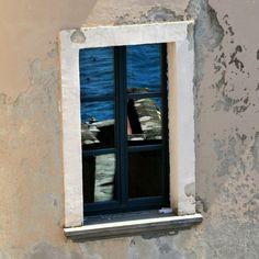 Naples. Reflections.