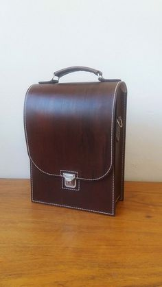 Hand made Men's Portrait Style Leather Bag. Body Bag, Hand Stitching, Leather Bag, Handmade, Bags, Men, Style, Hand Made, Handbags