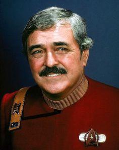Scotty - (Stock photo) 'Star Trek IV - The Voyage Home'