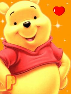 Animated Screensavers - Winnie The Pooh 13