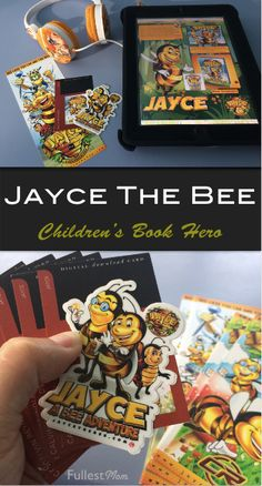 Jayce the Bee Book R