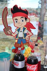 Category: Jake & The Neverland Pirates - Piece of Cake Tin Hire Porirua, Wellington