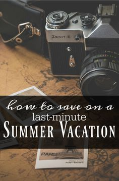 How to Save Money on a Last Minute Summer Vacation – Single Moms Income Summer is the perfect time to travel but can also be expensive. Work around those expenses and save money on a last minute summer vacation with these ideas. Top Travel Destinations, Budget Travel, Travel Tips, Travel Hacks, Travel Ideas, Travel Chic, Travel With Kids, Family Travel, Solo Travel Europe
