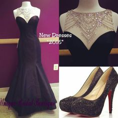Mermaid Prom Dress 2016 Sexy Black Prom Dresses With Beaded High Neck And Illusion Back Model Pictures Beading Crystals Taffeta Mermaid Ring Dance Gowns Navy Blue Prom Dresses From Nicedressonline, $148.64  Dhgate.Com