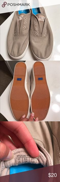 SALE🎉 Size 8.5 keds. Worn once Only worn once! Keds Shoes