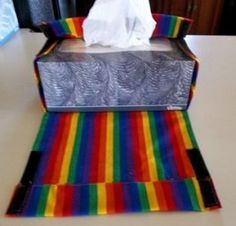 Free Tissue Box Cover Patterns