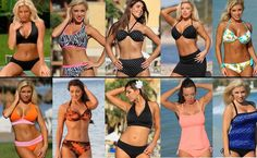 49d1783fdb All of our stunning bikinis come in plus sizes. Choose from underwire