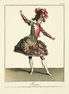 18th Century Opera Costume