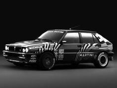 Lancia Delta HF Integrale 16v Group A (SE045) '1989–91