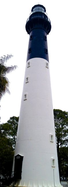 Hunting Island Lighthouse, located in Hunting Island State Park, is South Carolina's only lighthouse open to the public. #sctravel #setravel