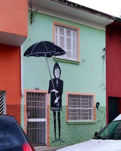 "2,030 curtidas, 7 comentários - SAMPA GRAFFITI (@sampagraffiti) no Instagram: ""Obra de @alexsenna | São Paulo | #sampagraffiti #streetart #graffiti"""