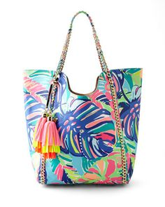 Exotic+Garden+Reversible+Pool+Tote+by+Lilly+Pulitzer+at+Neiman+Marcus.