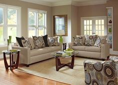 formal living room tables