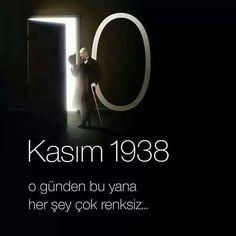 Mustafa Kemal Atatürk'ü saygıyla anıyoruz...