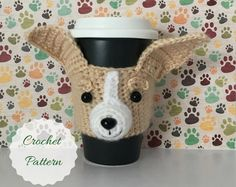Because who doesn't want their dog on their mug!  hookedbyangel.com
