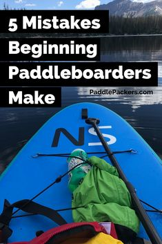 You might be new to stand up paddleboarding, but you don't have to look like a rookie. Here are 5 mistakes that I learned the hard way, so you don't have to. Paddle Board Yoga, Standup Paddle Board, Sports Activities, Outdoor Activities, Weekend Activities, Sup Accessories, Sup Stand Up Paddle, Sup Yoga, Pools