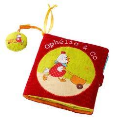 OPHELIE & Co boek Lilliputiens (Lilliputiens) - Speelgoed - Webshop - Baby de Luxe