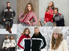Dale of Norway Knitwear - Home Page Content