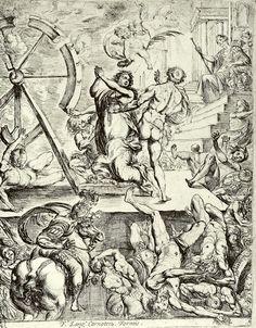 Brebiette, Пьер: мученичество Св. Екатерина