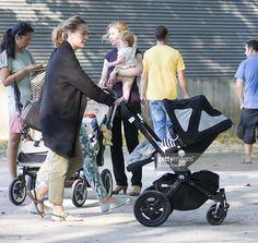 Marta Ortega attends International Jumping CSIO 5 Gijon on September. Marta Ortega, Baby Strollers, Zara, Children, Style, Baby Prams, Young Children, Swag, Boys