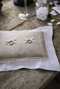 10 Wedding Ring Styles for Men and Women – Voyage Afield Wedding Ring Cushion, Wedding Pillows, Cushion Ring, Ring Bearer Pillows, Ring Pillows, Wedding Ring Styles, Wedding Rings, Chic Wedding, Rustic Wedding