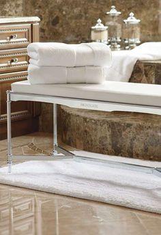 Add modern elegance to the bath.