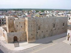 Sannicandro di Bari, Castello Normanno (Bari, Puglia)