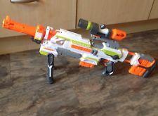 NERF N-Strike Modulus Sniper Longstrike ECS-10 Blaster - Nerf Gun 2 Mags Ammo
