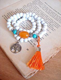 Yoga Bracelet  Yoga Jewellery  Yoga handmade  by HandcraftedYoga, $28.00