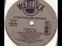 A Guy Called Gerald : voodoo ray (1988)